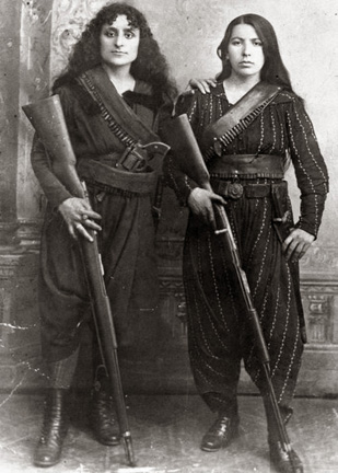 Armenian warriors