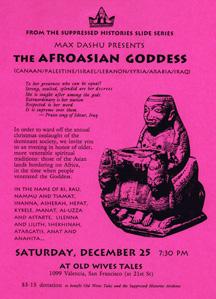 AfroAsian Goddess
